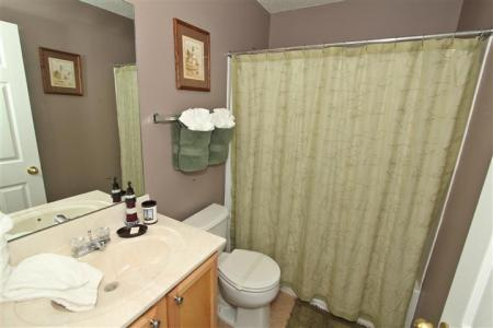 Bathroom in King Suite 2