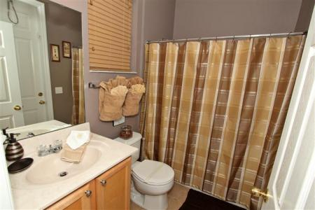 Bathroom in Queen Suite